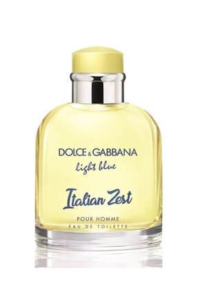 Dolce Gabbana Light Blue Italian Zest Edt 125 ml Erkek Parfüm 3423473045854