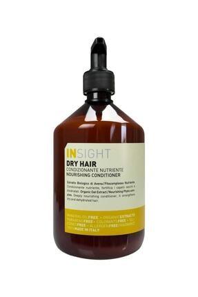 Insight Dry Hair Kuru Mat Saçlar Için Besleyici Krem 400 ml