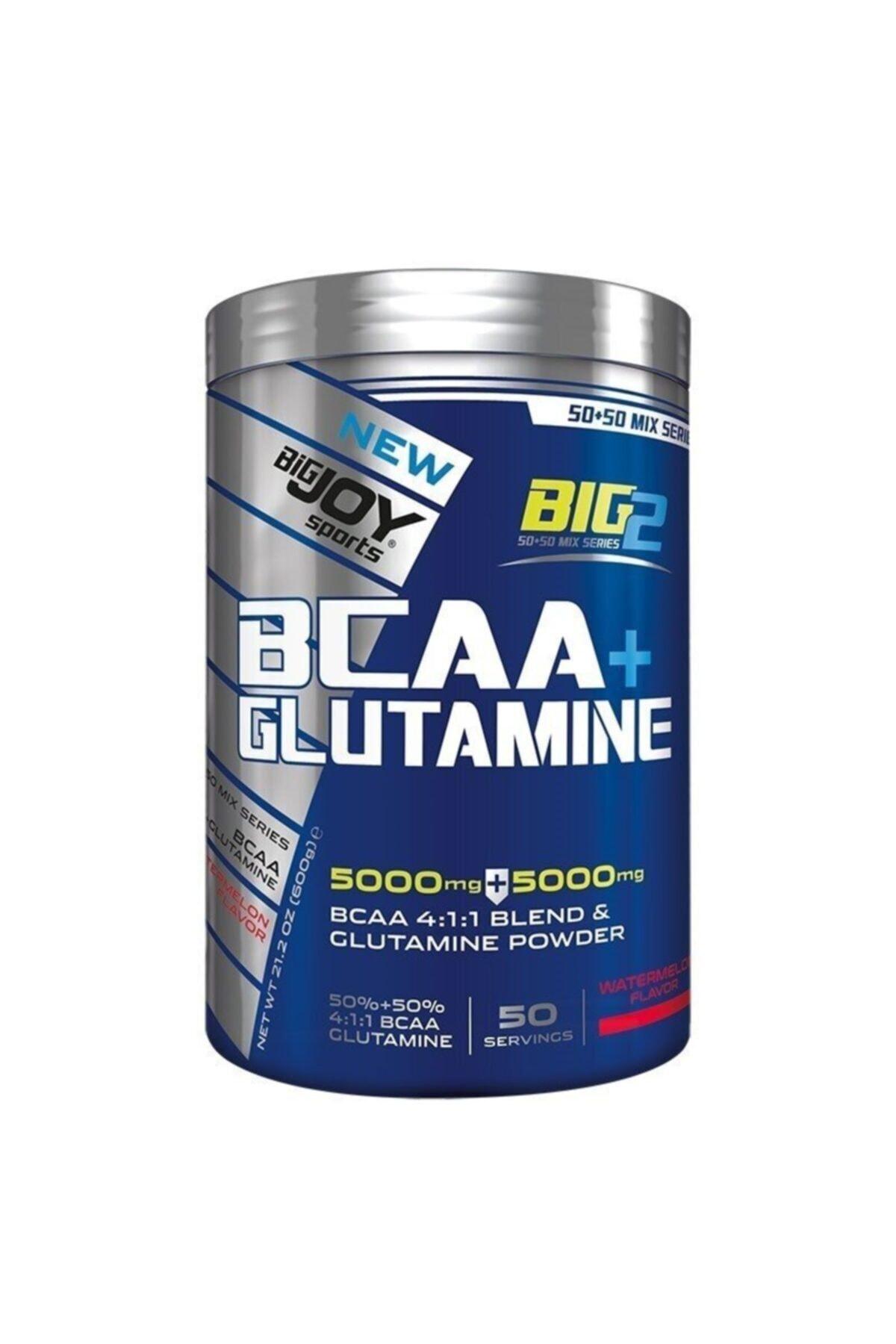 Big Joy Sports Bıg2 Bcaa  Glutamine Karpuz 600 gr 1