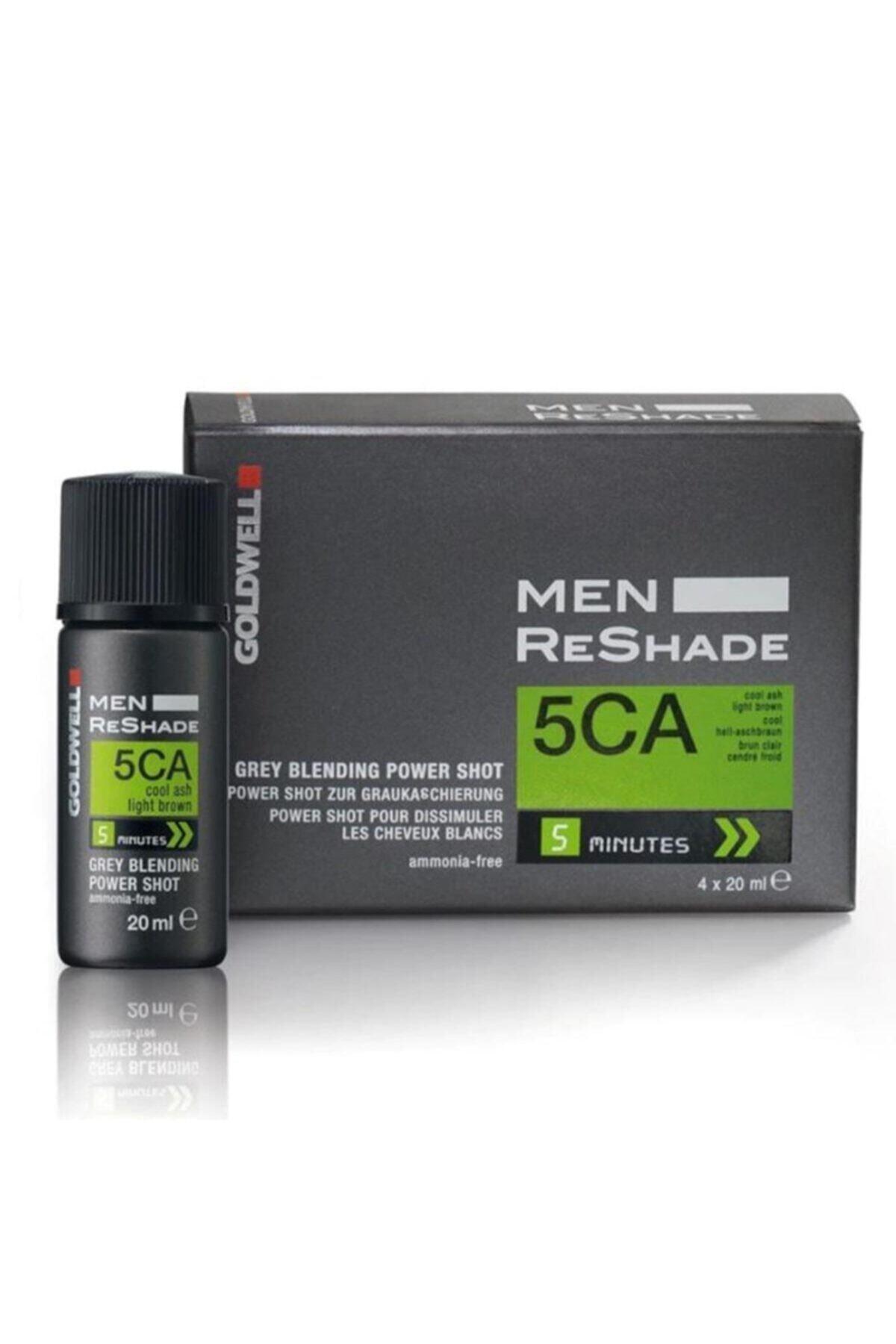 GOLDWELL Men Reshade 5ca Erkek Saç Boyası 1