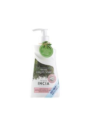Incia Hassas Ciltler İçin Zeytinyağlı Doğal Sıvı Sabun 250 ml