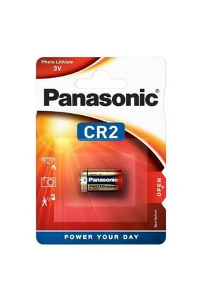 PANASONIC Cr2 3v Lityum Pil