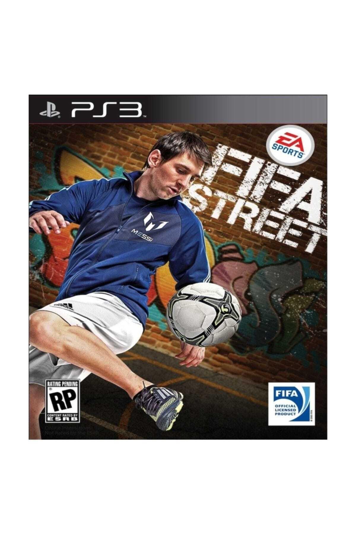 Electronic Arts Fifa Street Ps3 1