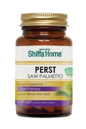 Shiffa Home Perst Cüce Palmiye Içeren Takviye Edici Gıda 60 Kapsül