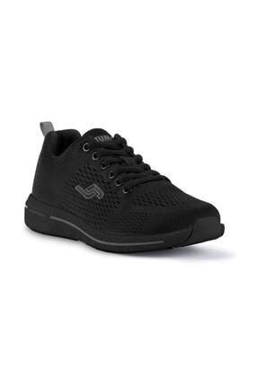 Jump 24937 Unisex Fileli Spor Ayakkabı Siyah 40