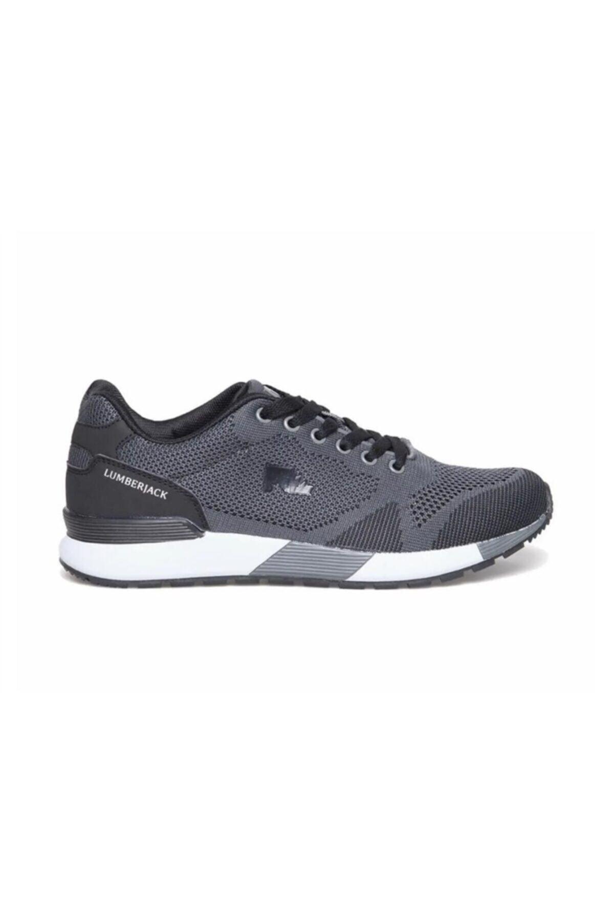 lumberjack VENDOR WMN 9PR Siyah Kadın Sneaker Ayakkabı 100416557 1