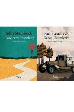 Sel Yayıncılık Fareler ve İnsanlar Gazap Üzümleri 2 Kitap Set