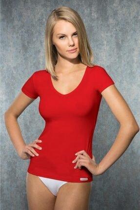 Doreanse Kadın Kırmızı Body