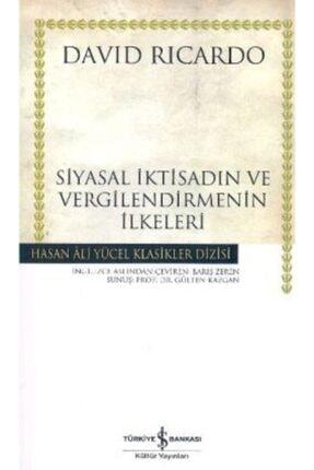 İş Bankası Kültür Yayınları Siyasal Iktisadın Ve Vergilendirmenin Ilkeleri