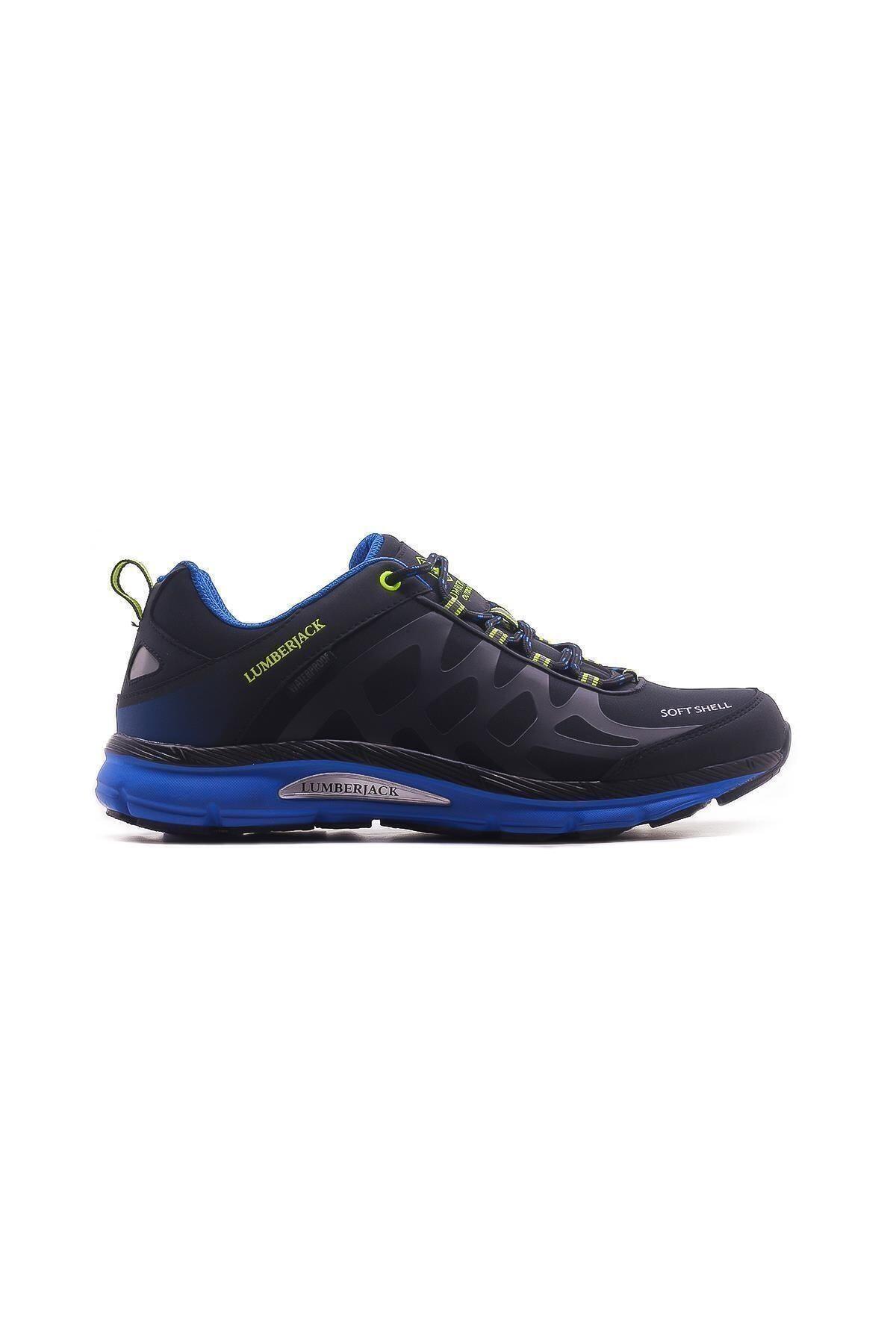 lumberjack Ursa 9pr Erkek Waterproof Ayakkabı 100420726sıyah 1