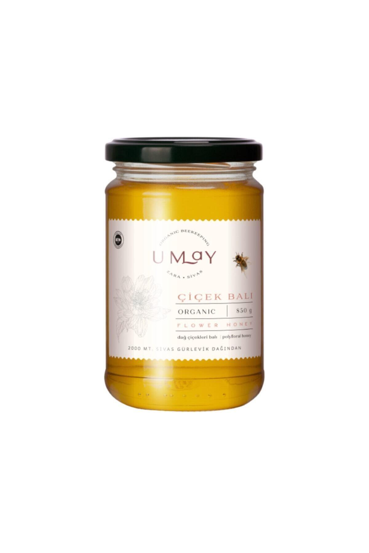 Umay Herbal Organik Poliflora Çiçek Balı - 850 Gr 1