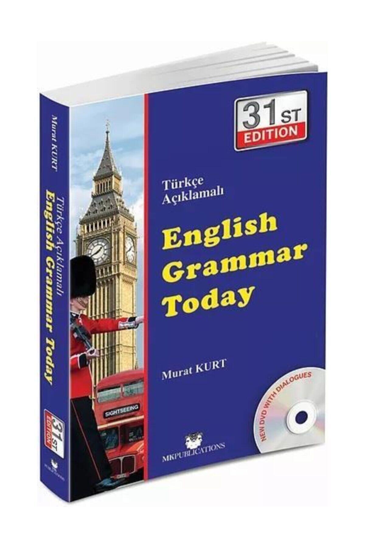 MK Publications English Grammar Today 1