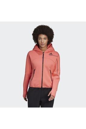 adidas W ZNE HD Somon Kadın Sweatshirt 101118223