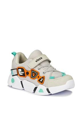 Vicco Kaju Unisex Çocuk Gri Spor Ayakkabı
