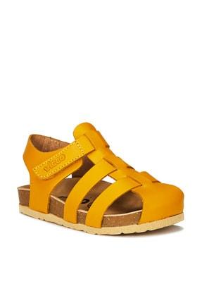 Vicco Arena Iı Unisex Bebe Sarı Sandalet
