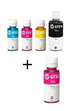 HP Siyah Ve RenkliMürekkepKartuş Takımı Z4b04a