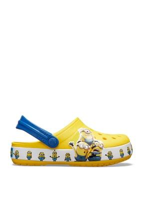 Crocs Kids Sarı Kız Çocuk Spor Sandalet