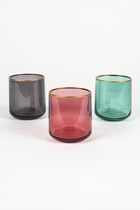 Rakle Neo 3'lü Su Bardağı Seti