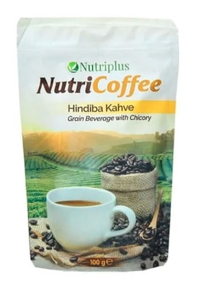 Farmasi Nutriplus Nutricoffee Hindiba Kahve 100gr X 3 Paket