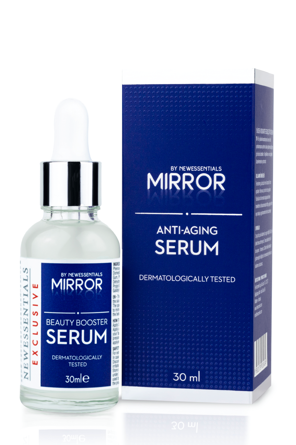 New Essentials Mirror Cilt Yenileyici Serum 30 ml 8682079030434