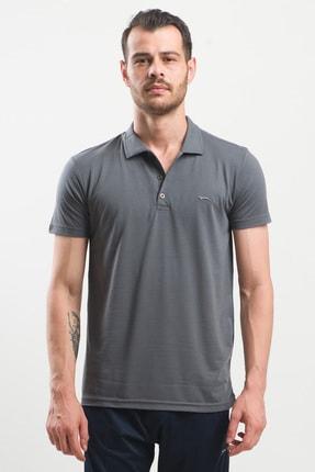 Slazenger Spırıt Erkek T-shirt Antrasit St10te155