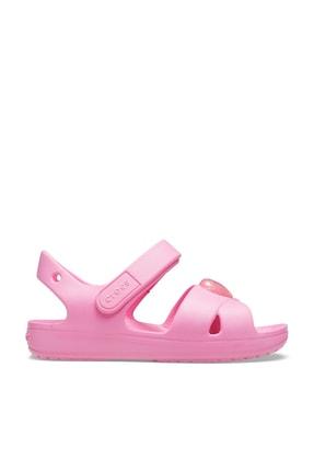 Crocs Kids Pembe Kız Çocuk Spor Sandalet