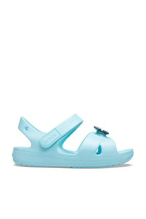 Crocs Kids Mavi Kız Çocuk Spor Sandalet