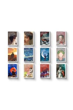 İş Bankası Kültür Yayınları Stefan Zweig 12 Kitap Set - Satranç - Olağanüstü Bir Gece Ve Diğerleri 12 Kitap Bir Arada