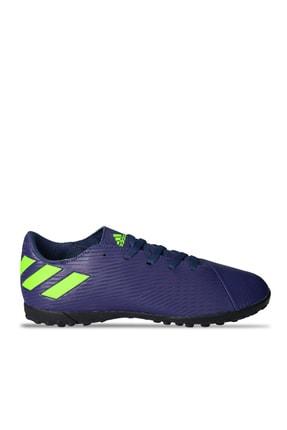 adidas NEMEZIZ MESSI 19.4 TF J Lacivert Erkek Çocuk Halı Saha Ayakkabısı 101117730