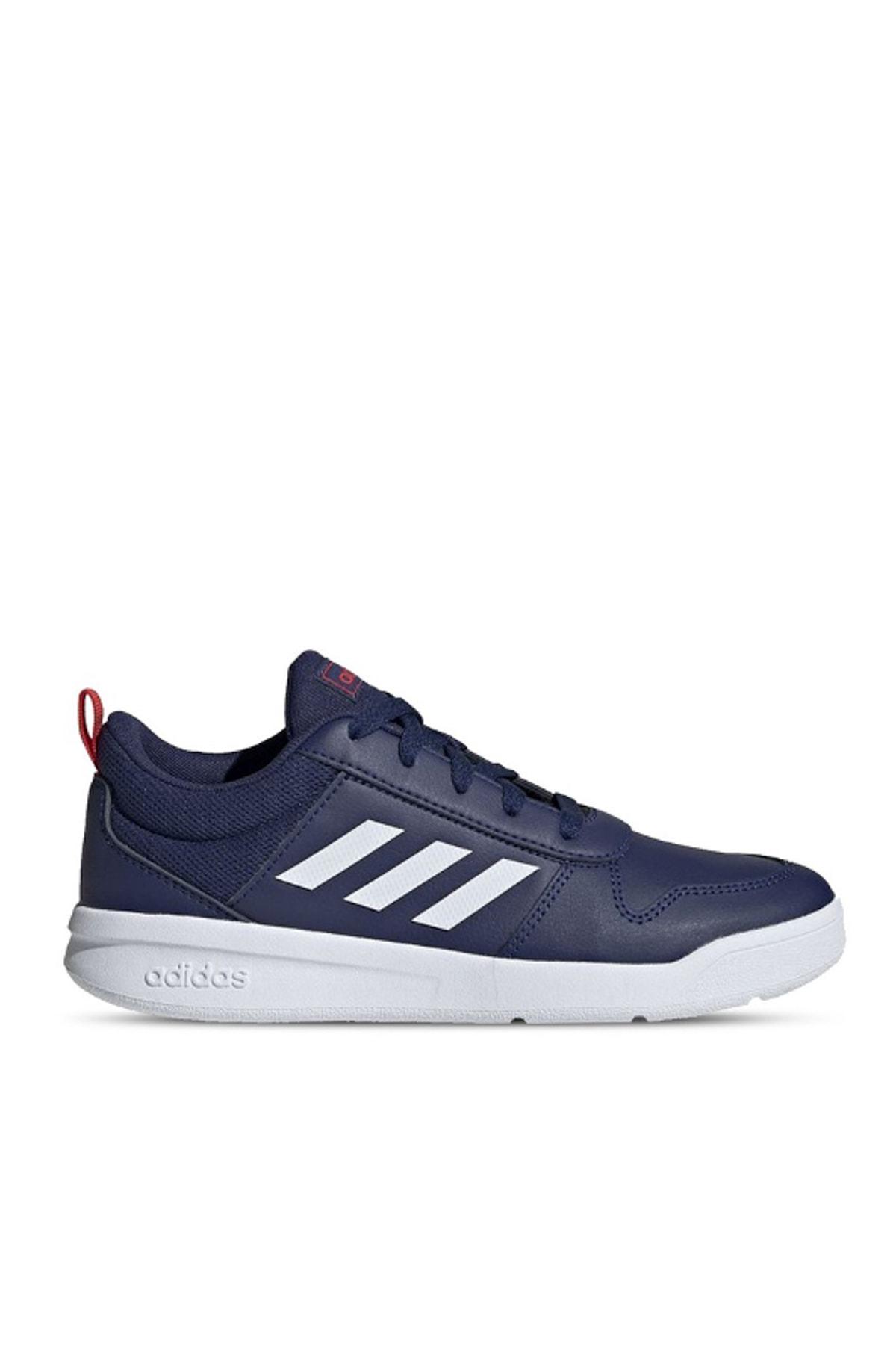 adidas Unisex Çocuk Lacivert TENSAUR K Spor Ayakkabı 1