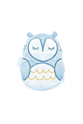 Babyjem Bebek Mavi Kiraz Çekirdekli Yastık