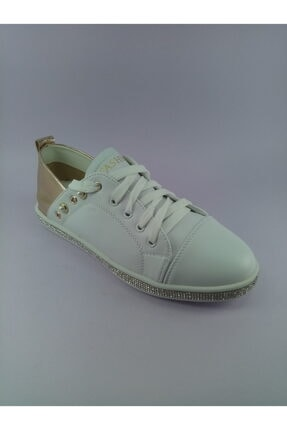 ANNIE HALL Kriste Bell Beyaz Kadın Spor Ayakkabı