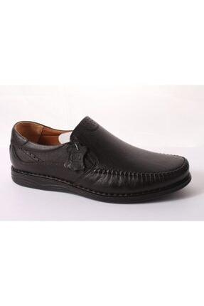 Polaris 5 Nokta 91.105517.M Siyah Erkek Klasik Ayakkabı 100370756