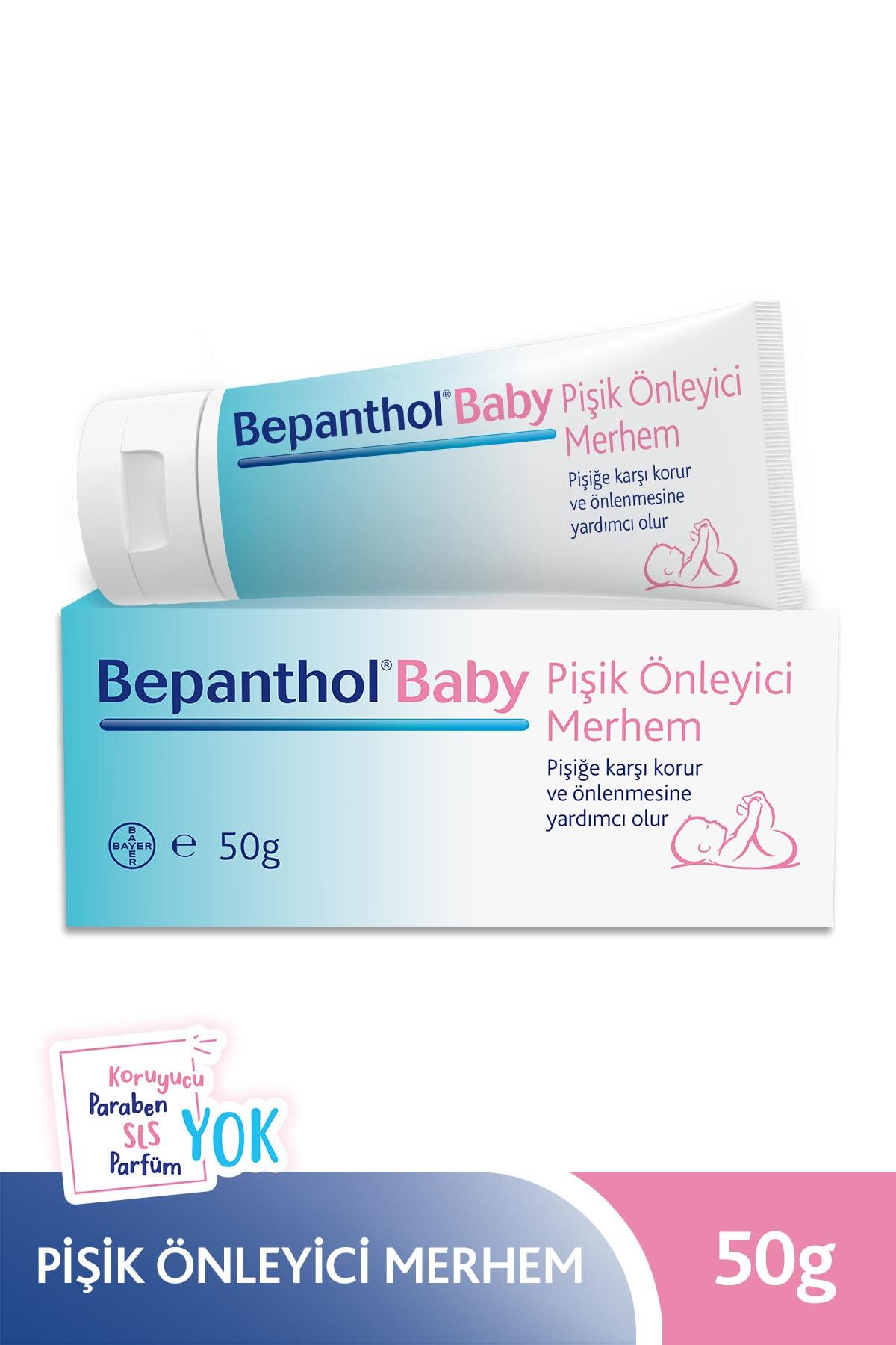 Bepanthol Baby Pişik Önleyici Merhem 50gr 1