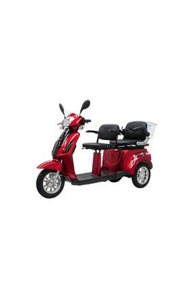 Mondial E-mon Assist Ds Elektrikli Üç Tekerlekli Çift Kişilik Motosiklet
