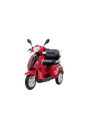 Mondial E-mon Assist Ss Elektrikli Üç Tekerlekli Motosiklet
