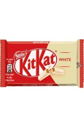 Nestle Kitkat White Beyaz Çikolata 41,5 gr