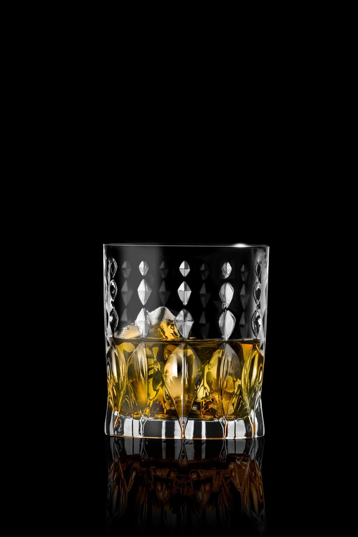 RCR Crystal Rcr Marilyn Viski & Kokteyl Bardağı 320 Ml 6'lı 1
