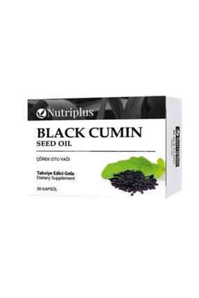 Farmasi Nutriplus Çörek Otu Yağı Kapsülü - 30 Kapsül