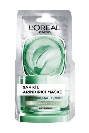 L'Oreal Paris Saf Kil Arındırıcı Maske 6 ml 3600523525904