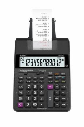 Casio Casıo Hr-100rc-bk-dc Şeritli Hesap Makinesi