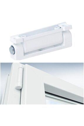 Biotech Pimapen Menteşesi - Pvc Kapı/pencere Kilidi Plastik Beyaz, 90mm