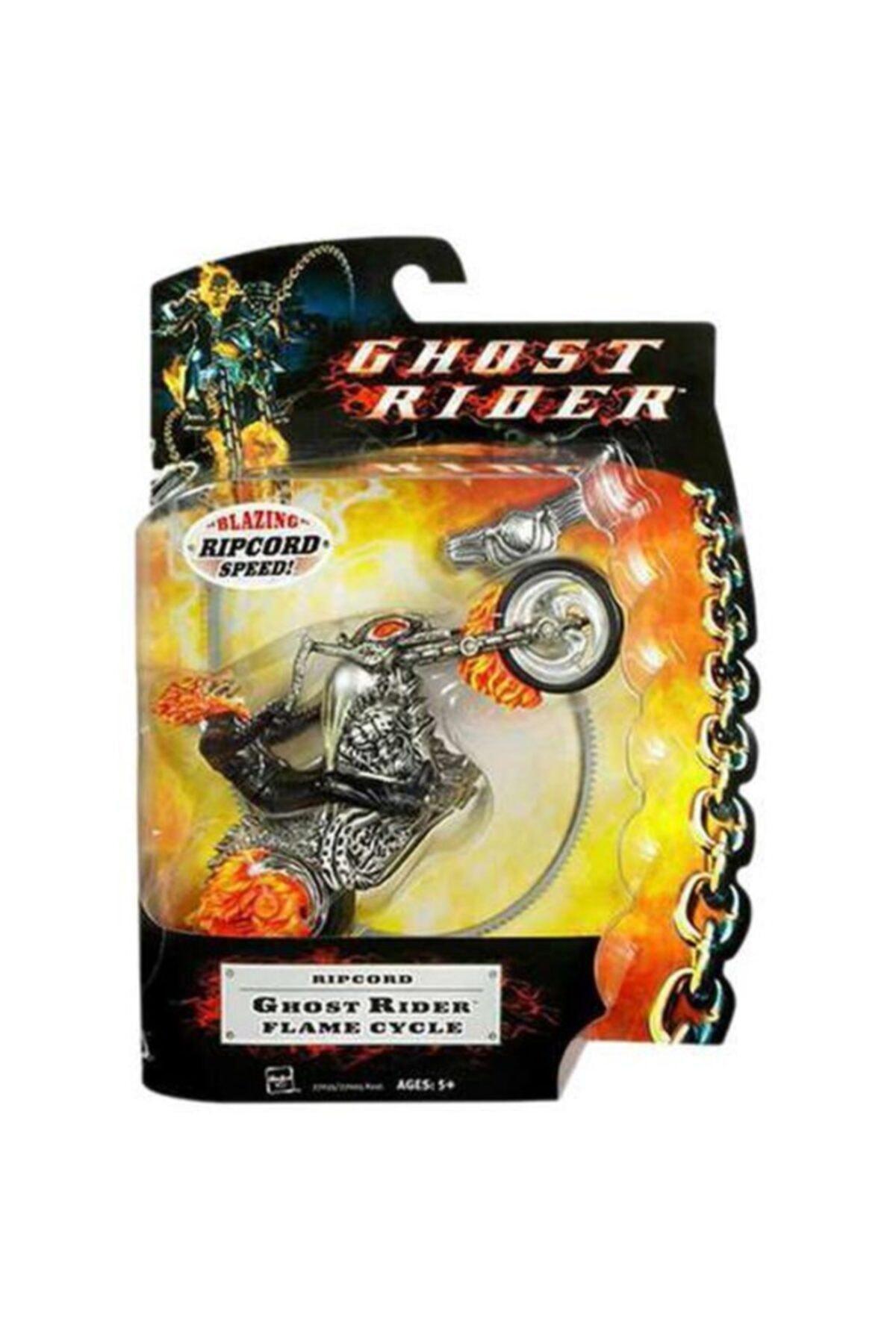 Hasbro Ghost Rıder Rıpcord Flame Cycle Figür Orjinal Hayalet Sürücü 1