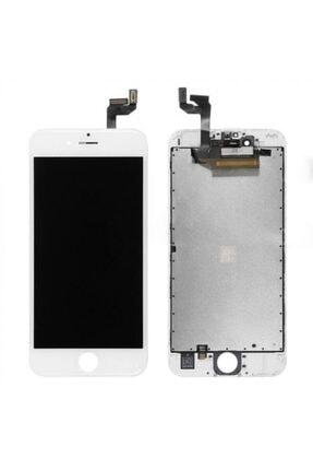 OEM Iphone 6s Çıtalı Beyaz Lcd Ekran