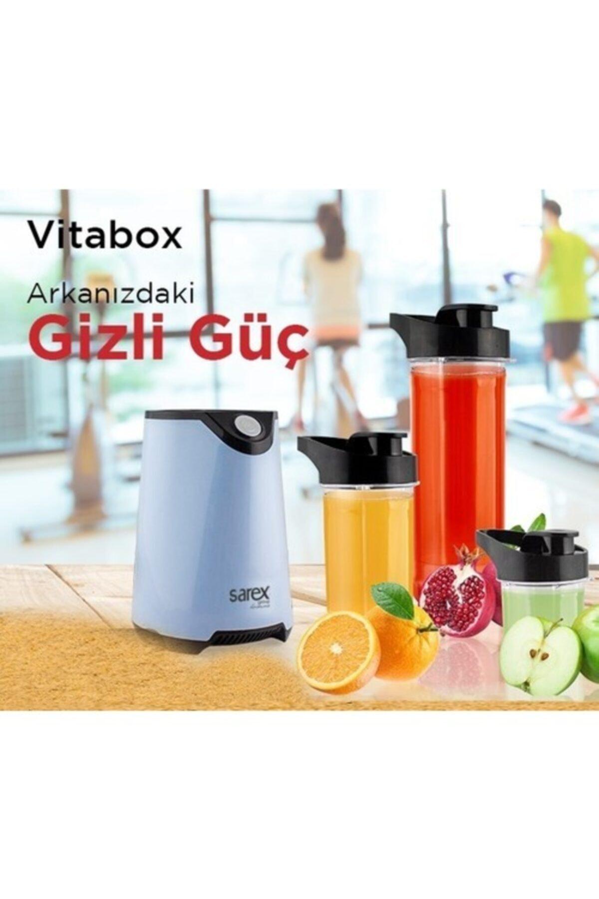 SihirliEkran Sarex Vitabox Blender Sr 2400 2