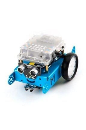 MakeBlock Mbot Bluetooth Stem Eğitim Robotu - V1.1 Mavi Kit
