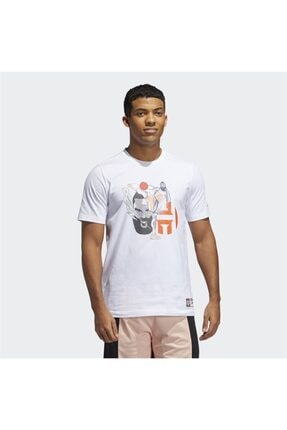 adidas Harden Gu Kıckerkek Tişört