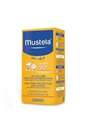 Mustela Spf 50 Güneş Losyonu 100 ml