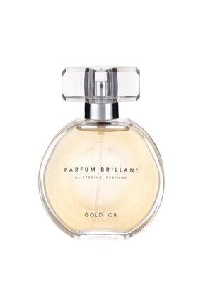 Miniso Mınıso Glittering Perfume (gold)