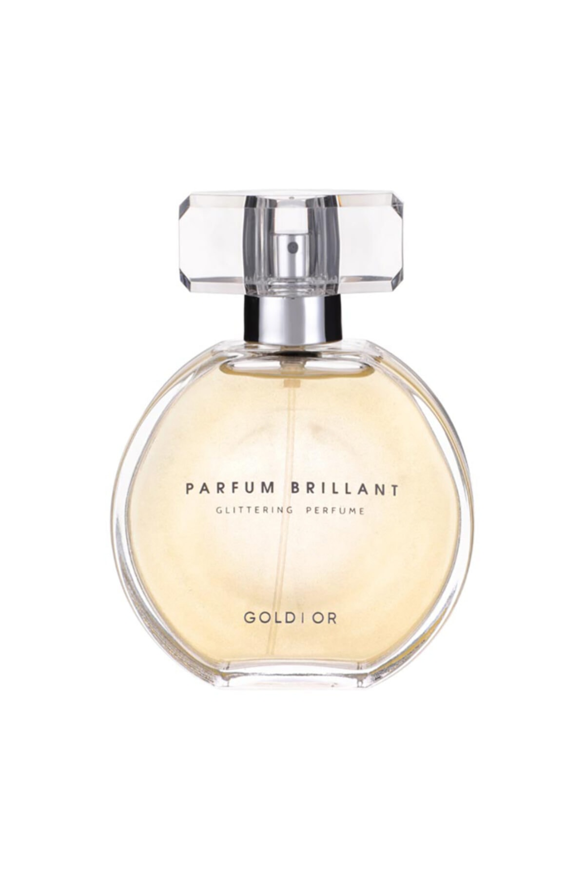Miniso Mınıso Glittering Perfume (gold) 1